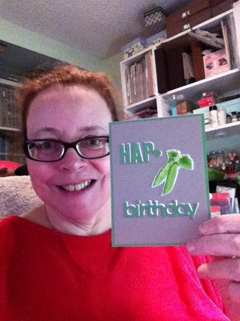 Karen Hap PEA Birthday