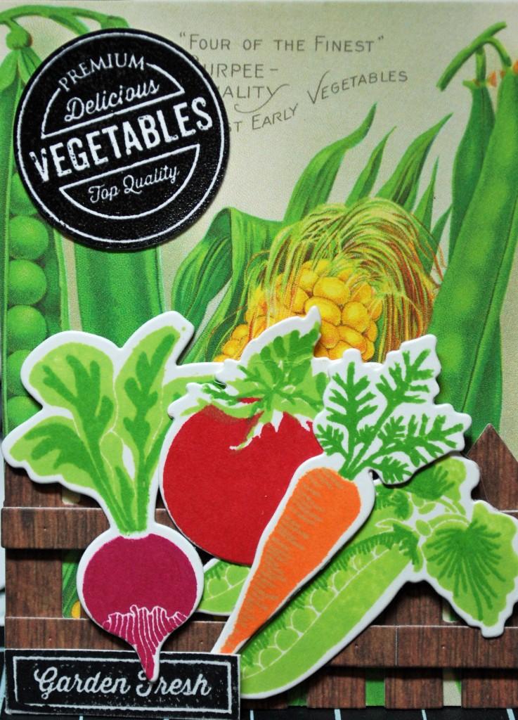 vegatable ARC