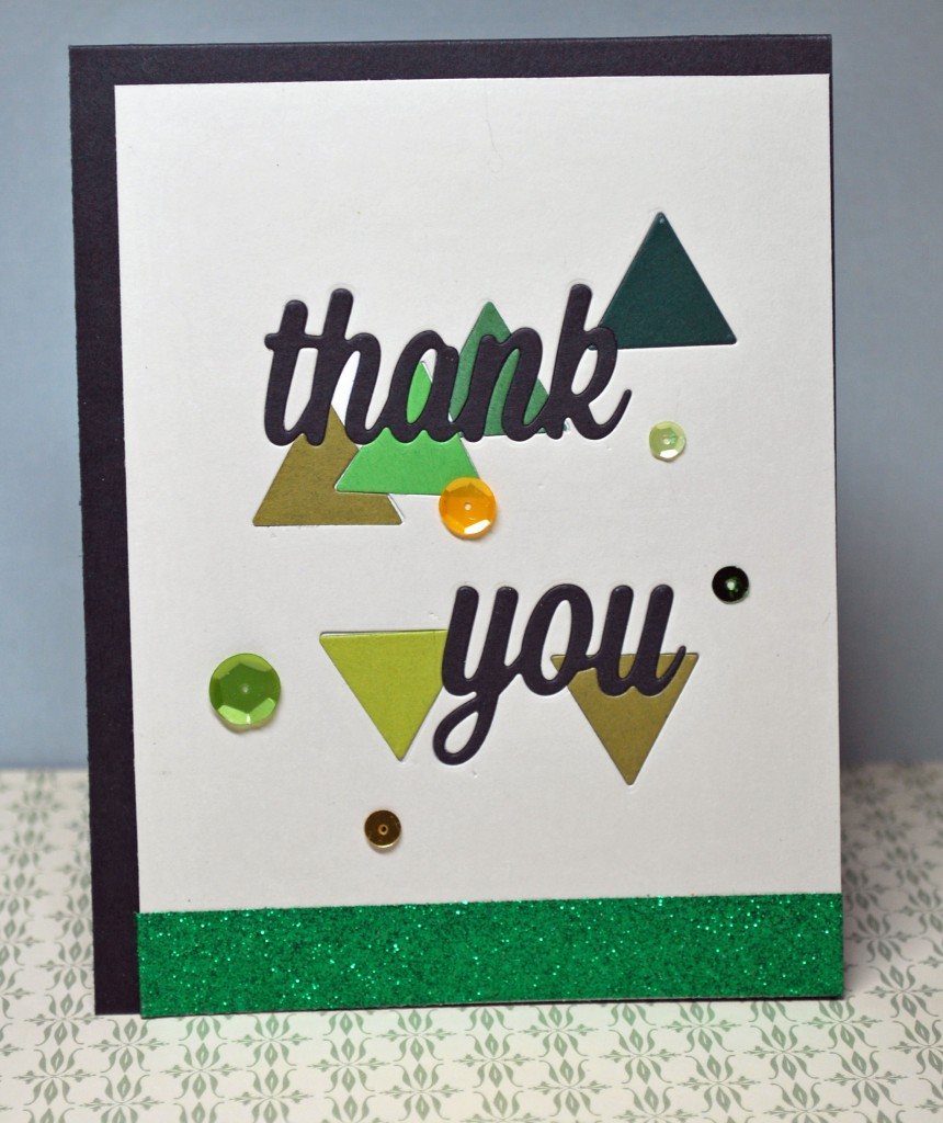 Thank-You-Triangle