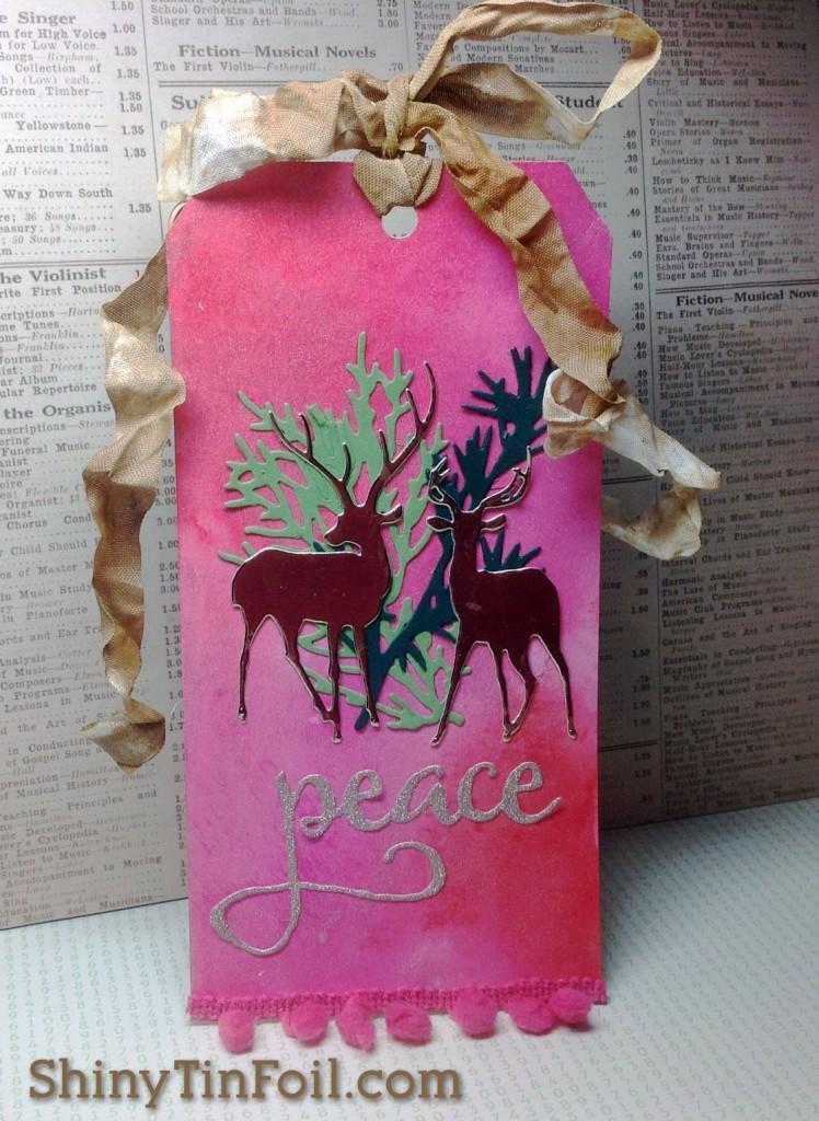 Tag-11-Pink-Deer