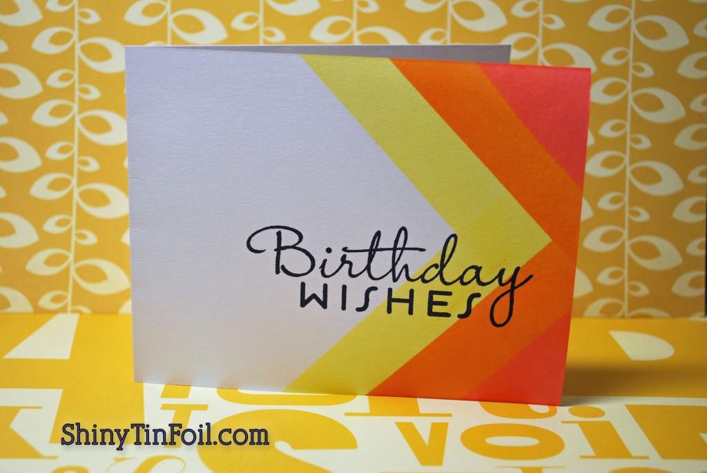 Yellow-Birthday