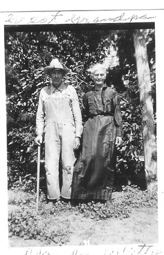 Martha and Delbert Whitten