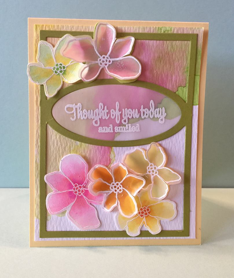Lemon Tart Card