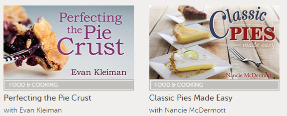 Craftsy Pie Courses