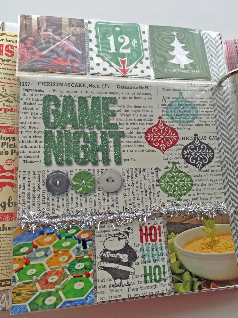 Day 12 Game Night