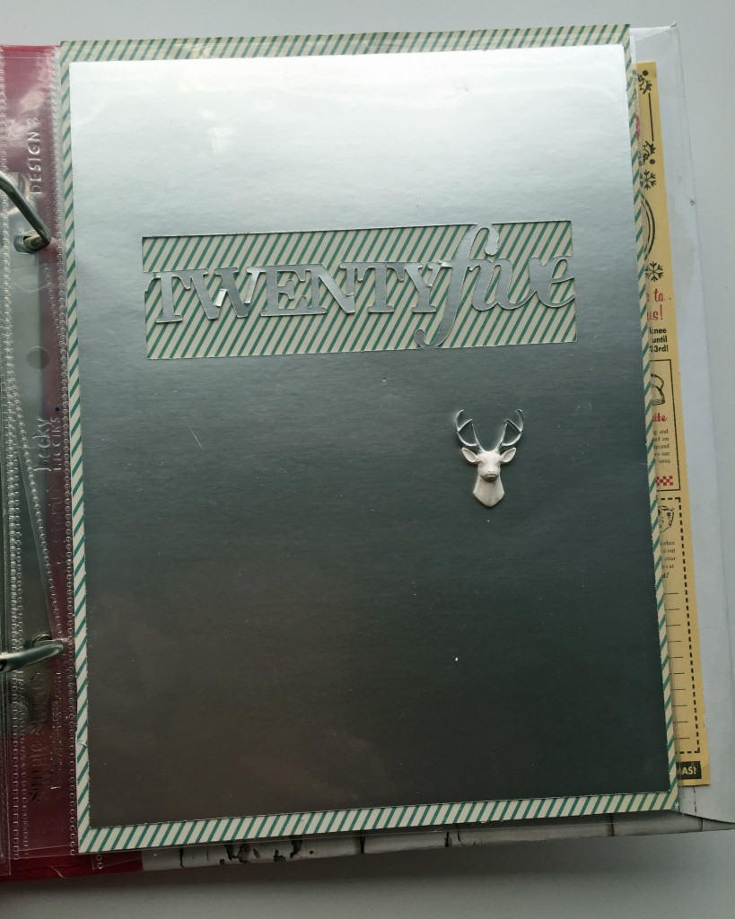 Twenty Five Silver Cover