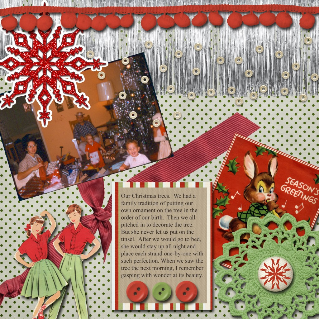 Christmas Page One
