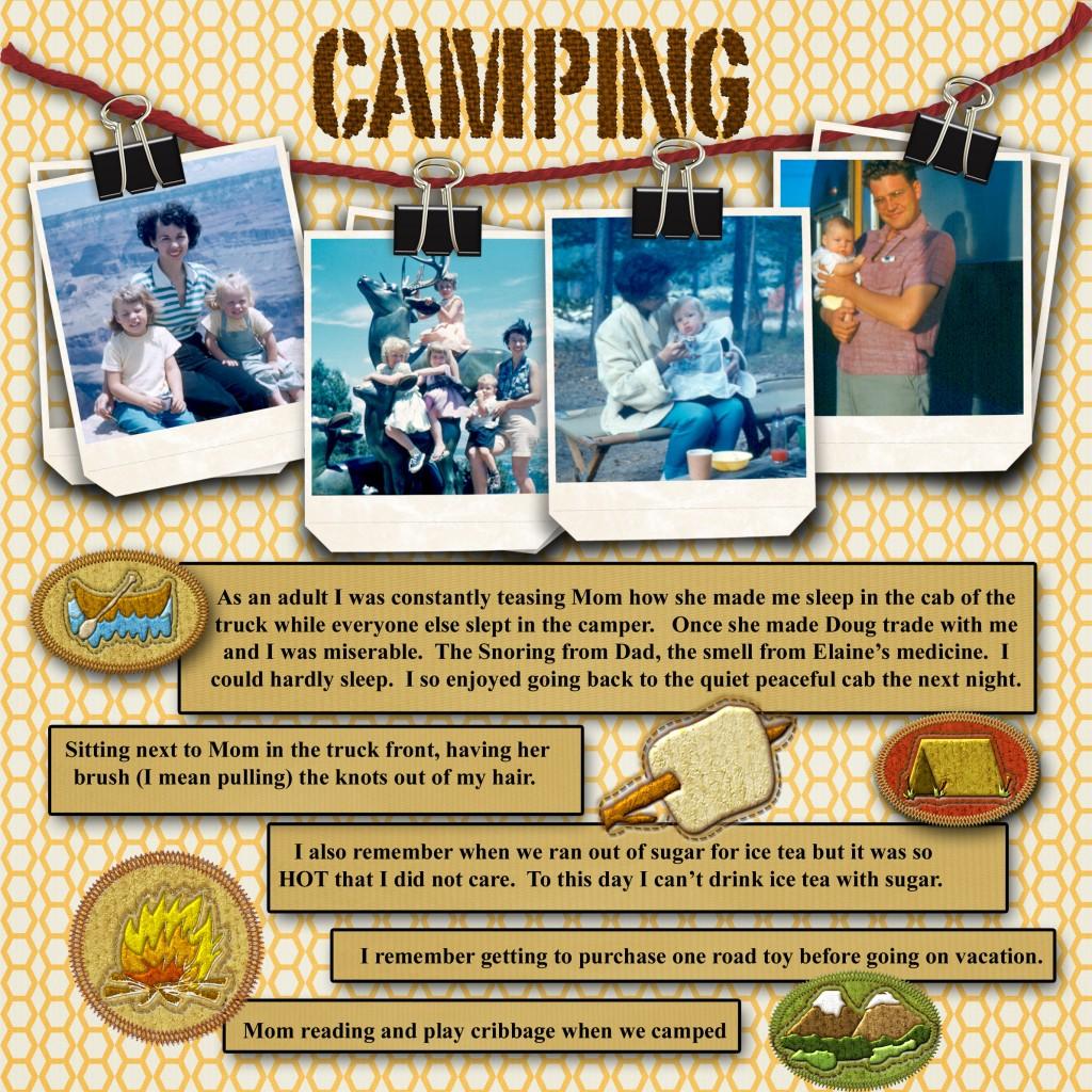 camping three