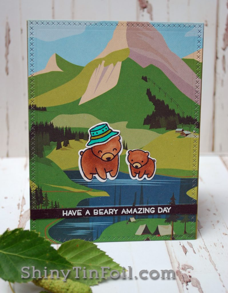 Bears with Hat