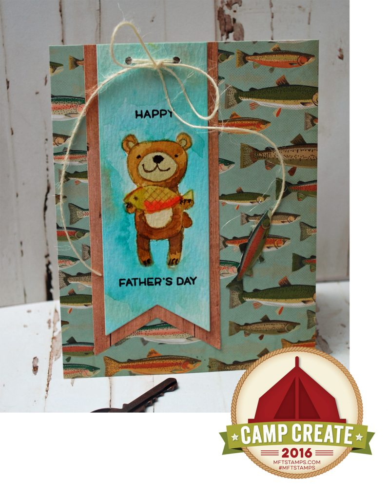 Camp Create Watercolor