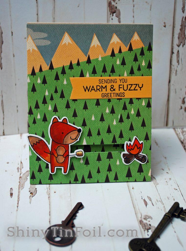 Warm and Fuzzy Slider