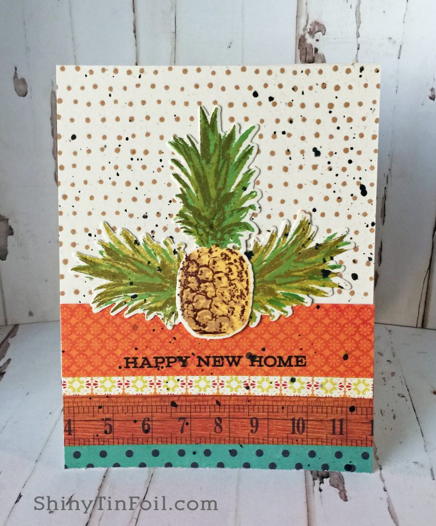 Masterpiece Inspiration pineapple