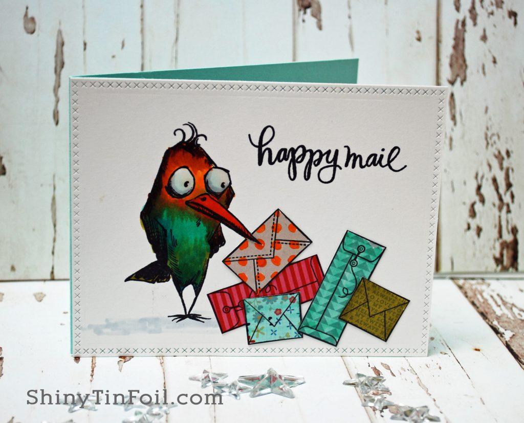 Happy Mail Bird