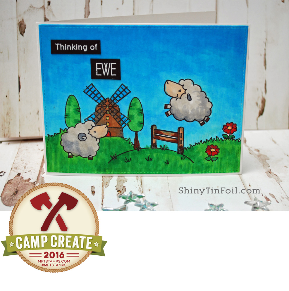 Thinking of Ewe with Symbol