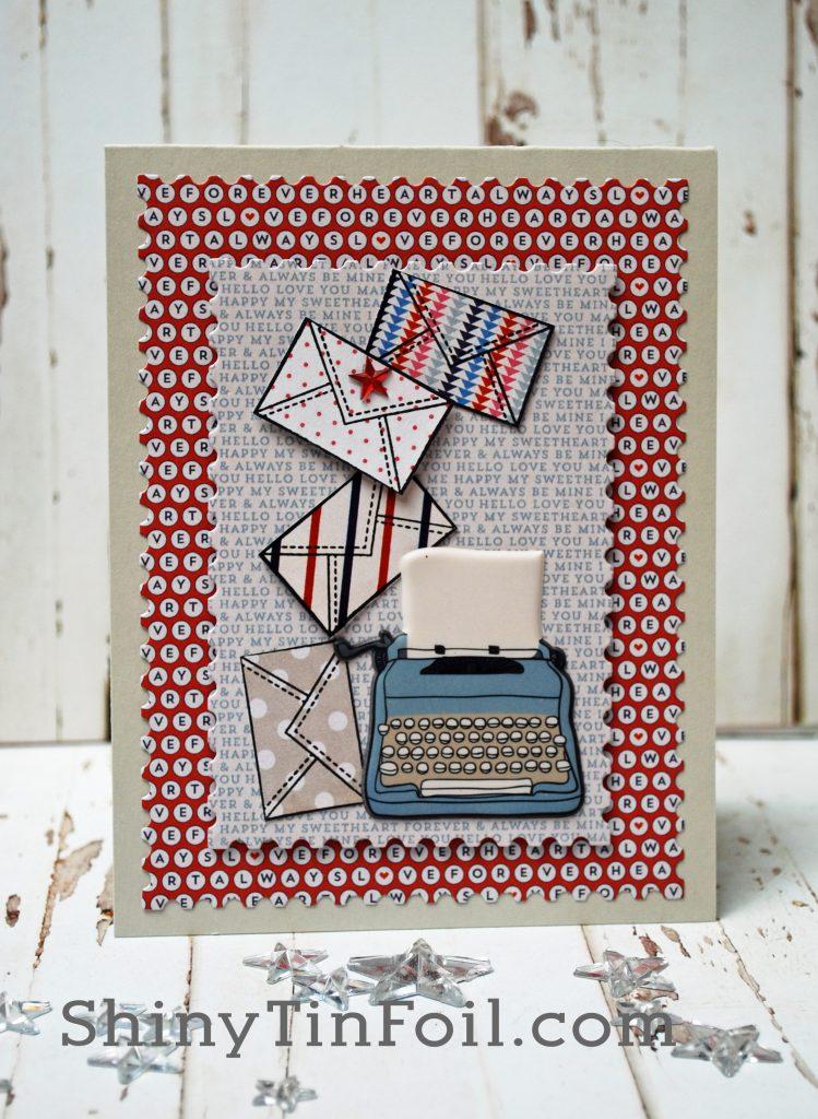 Typewriter Mail